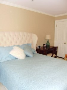Livingston Guest Bedroom 3 - Interiors by Monique