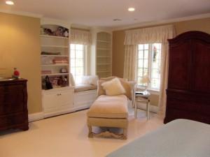 Livingston Guest Bedroom 6 - Interiors by Monique