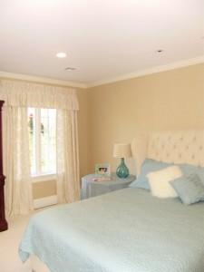 Livingston Guest Room - Interiors by Monique