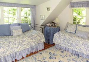 Hundreds Circle Guest Bedroom