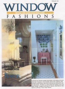 Window Fashions magazine cover