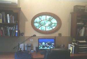 Interiors by Monique decorative window